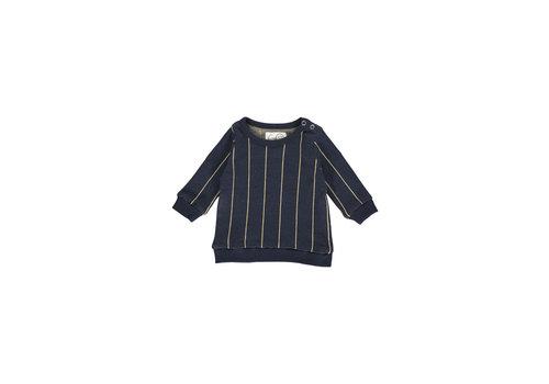 GRO Company GRO company sweater stripe navy