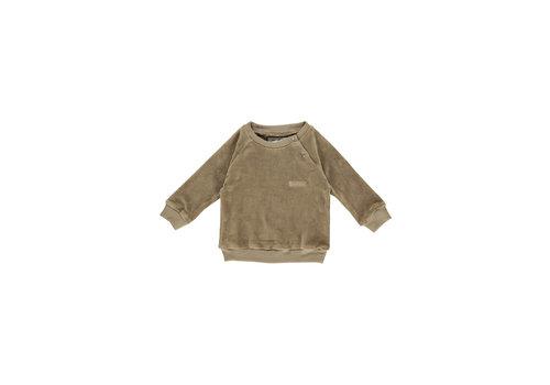 GRO Company GRO company baby sweater stone