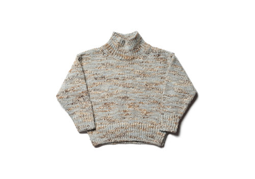 Wynken Wynken knit sweater grey mist