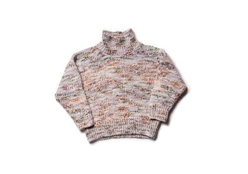 Wynken Wynken knit sweater lilac mist