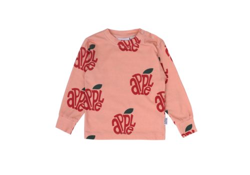 One day parade One day parade longsleeve pink apple