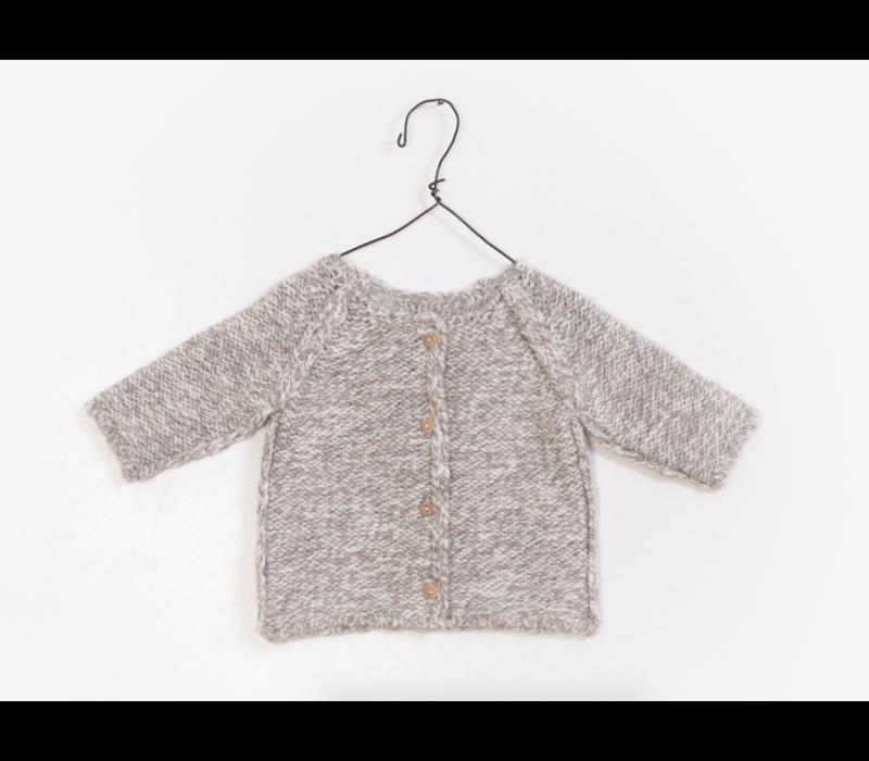 Play up knit vestje magical
