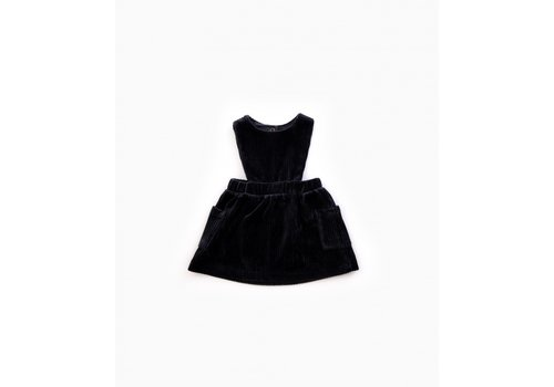 Play Up Play up dress velours needle