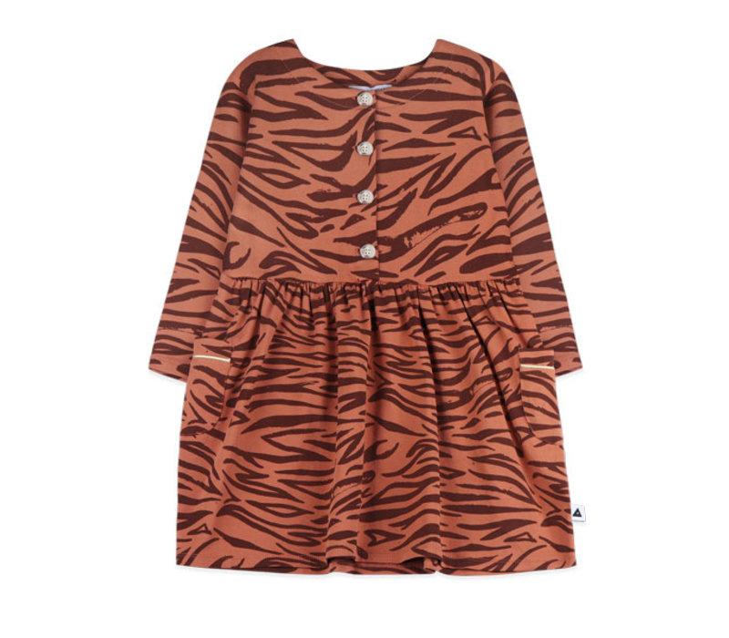 Ammehoela dress tiger