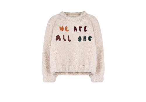 Ammehoela Ammehoela sweater we are all one