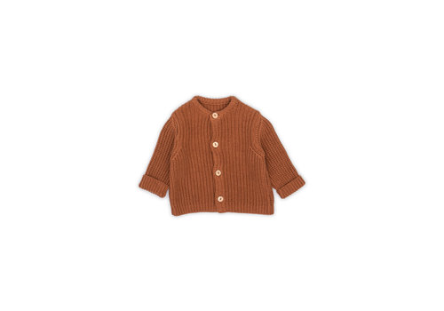 Monkind Monkind knit cardigan dust