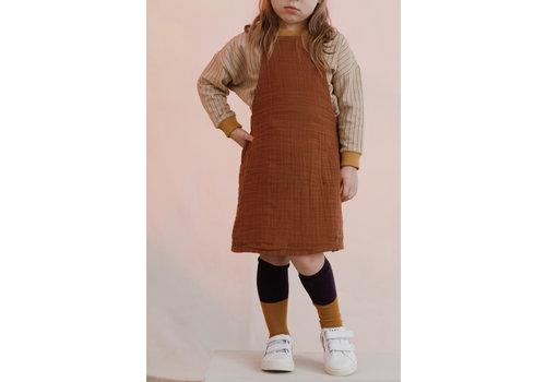 Monkind Monkind dress dust apron
