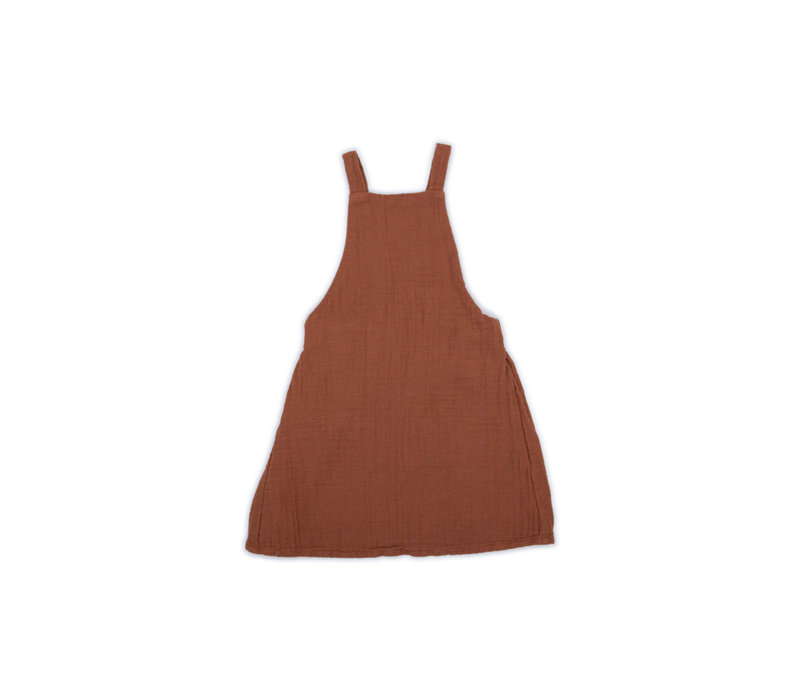 Monkind dress dust apron