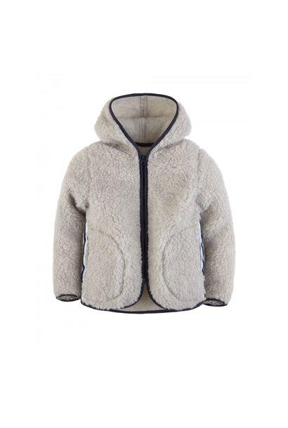 Alwero jas wol grey