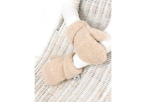 Alwero Alwero MAMA handschoenen wol beige