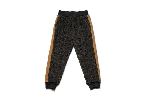Wynken Wynken trackpants charcoal fur