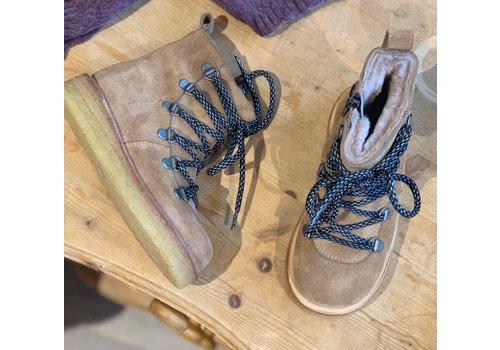 Angulus Angulus brown veter boots