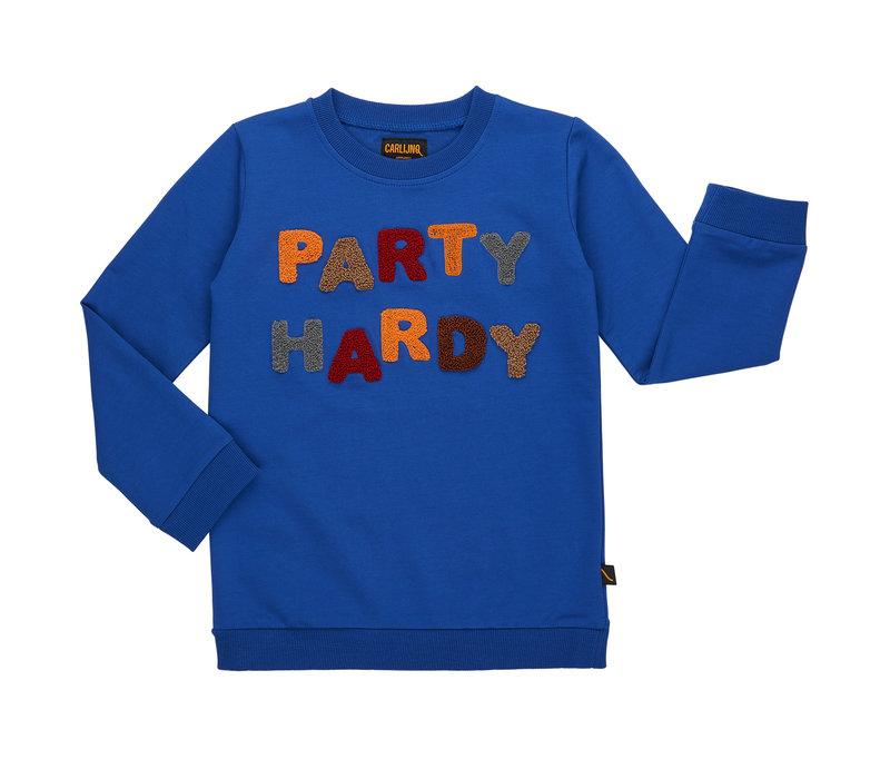 CarlijnQ sweater party hardy