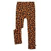 CarlijnQ CarlijnQ legging leopard orange