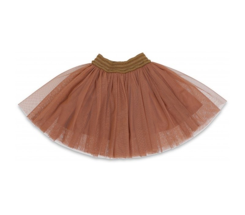 Konges slojd skirt ballerina toffee