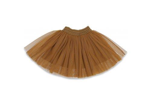 Konges slojd Konges slojd skirt ballerina dark honey
