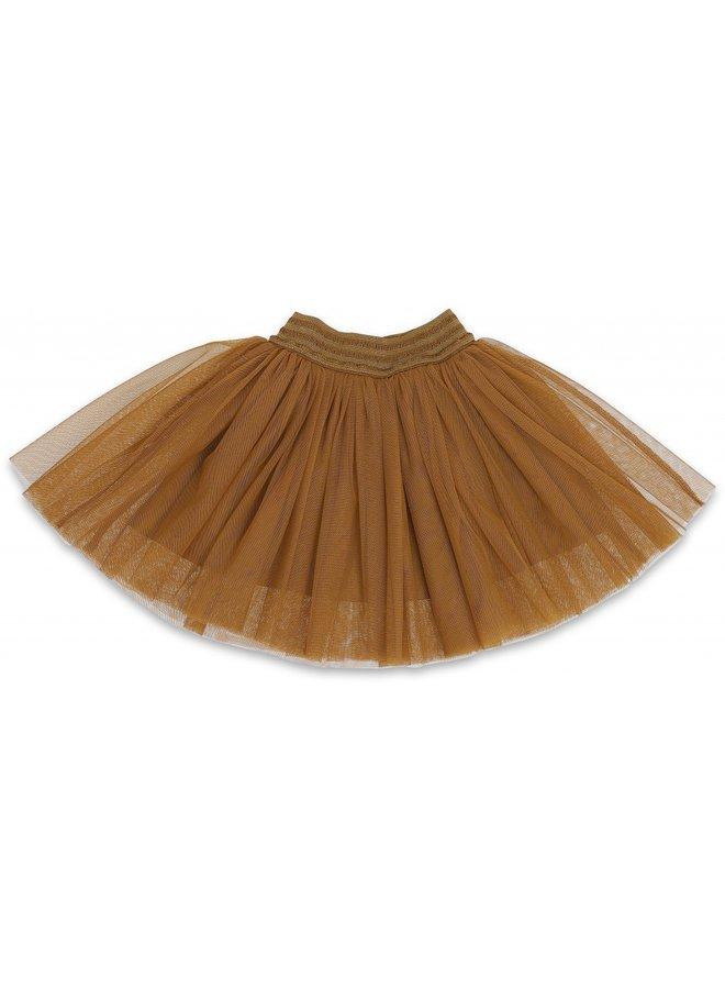 Konges slojd skirt ballerina dark honey