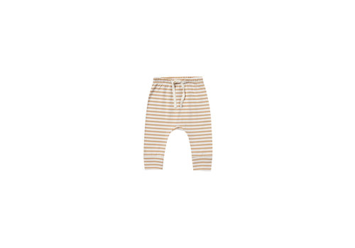 Quincy mae Quincy mae pants striped honey