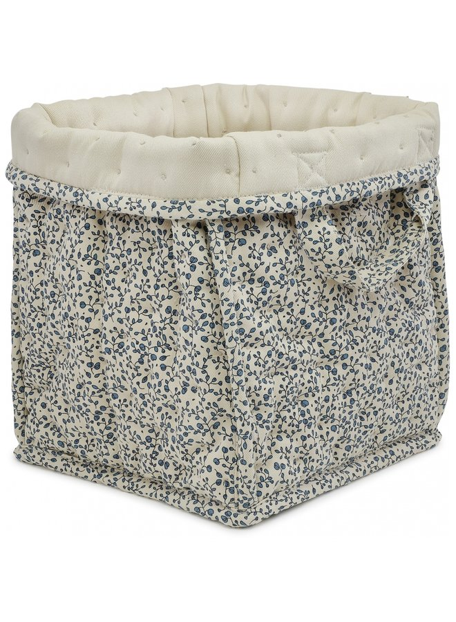 Konges slojd quilted box blue blossom mist