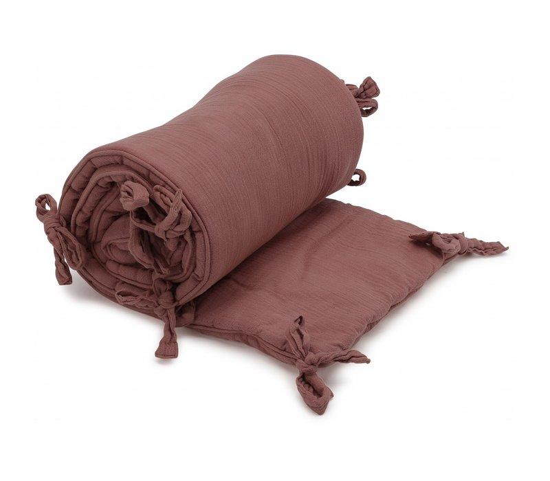 Konges slojd bed bumper cedar wood