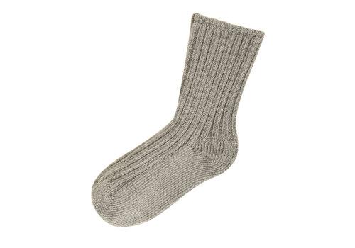 Joha Joha sokken wol sand melange