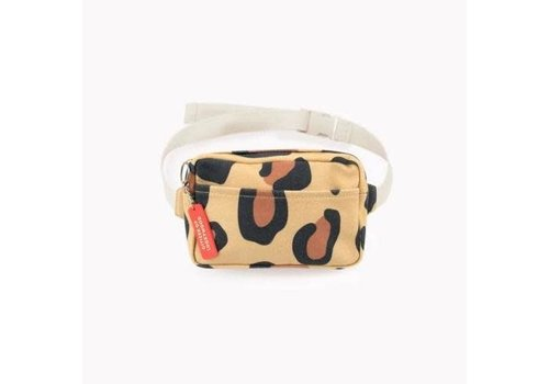 Tiny Cottons Tiny Cottons fanny pack animal print