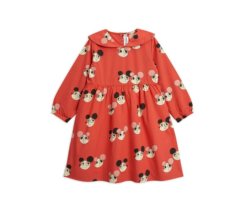 Mini Rodini ritzratz sailor dress red