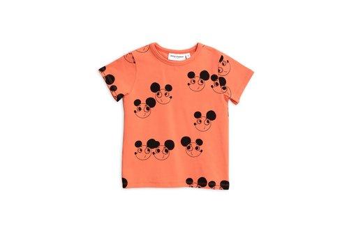 Mini Rodini Mini Rodini t-shirt ritzratz red