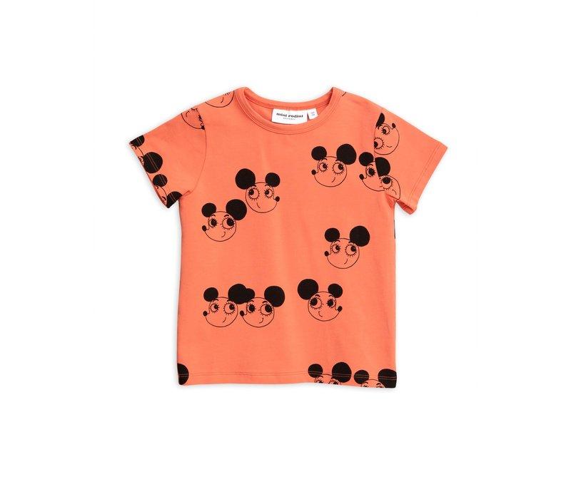 Mini Rodini t-shirt ritzratz red