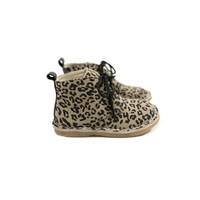 Mockies kids boots leopard