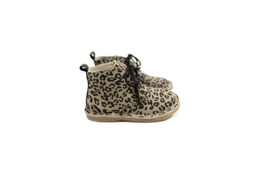 Mockies Mockies kids boots leopard