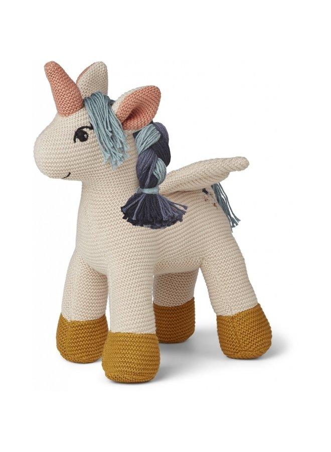 Liewood knuffel unicorn sandy