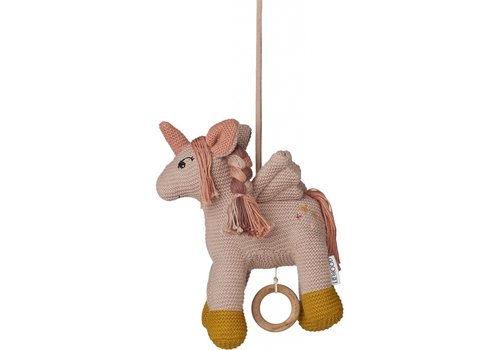 Liewood Liewood muziek mobiel unicorn rose