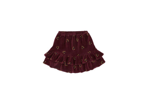 Soft gallery Soft gallery skirt tawny port