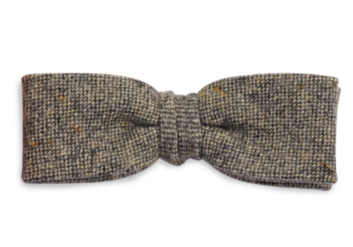 We love ties We love ties kinderstrikje tan tweed