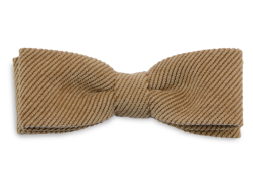We love ties We love ties kinderstrikje donker beige