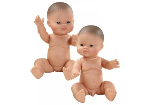 Minikane Minikane pop gordi jongen aziat 34cm
