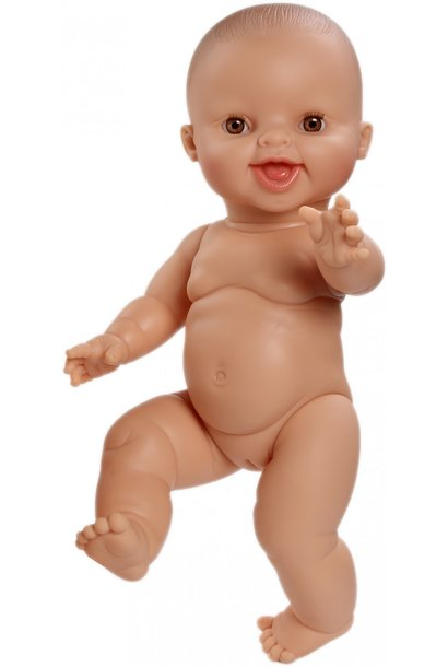 Minikane pop gordi meisje lachend 34cm