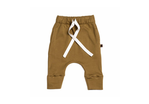 Kidwild Kidwild drawstring pants curry