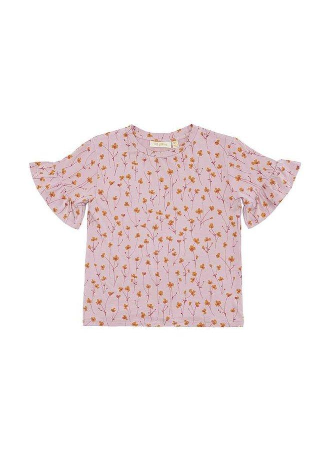 Soft gallery Debbie T-shirt dawn pink buttercup