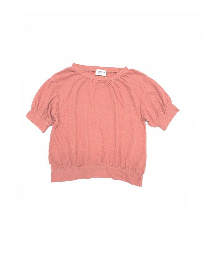 Long live the queen 11010 t-shirt roze