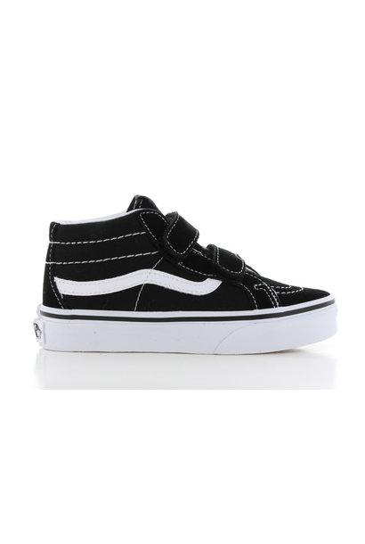 Vans SK8-mid black white