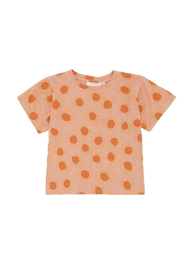 Soft gallery t-shirt sunshine