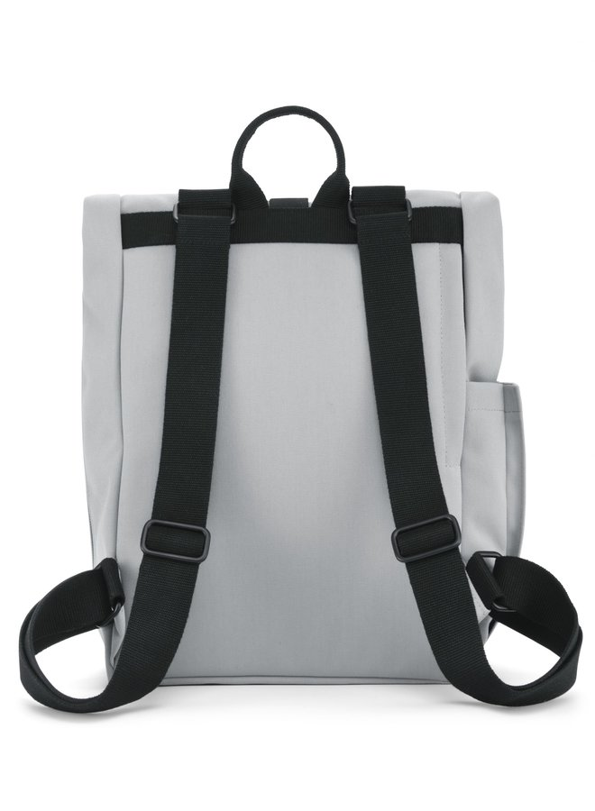 Dusq vegan bag cloud grey