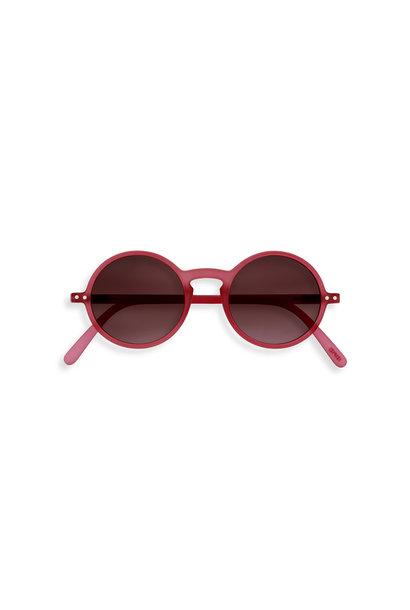 Izipizi zonnebril junior #G sunset pink brown lenses