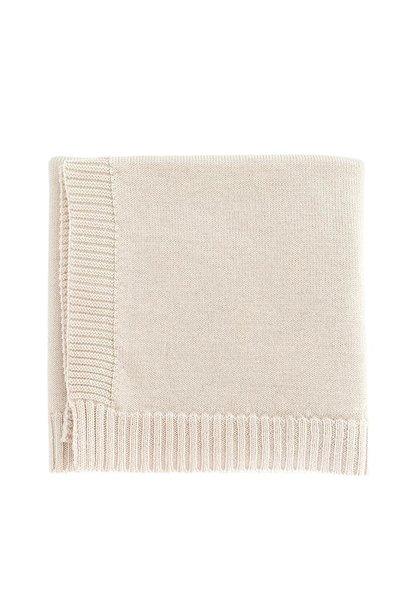 hvid blanket didi off white