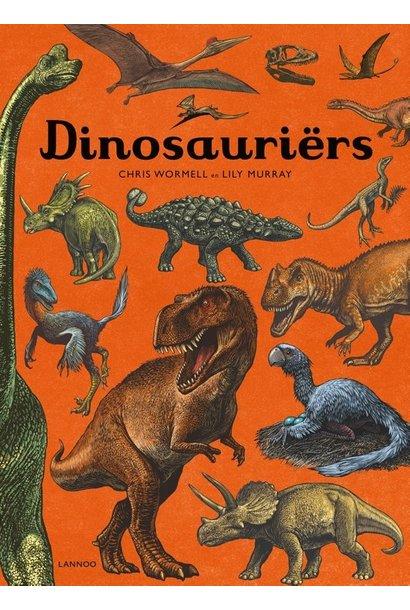 Boek - Dinosauriers