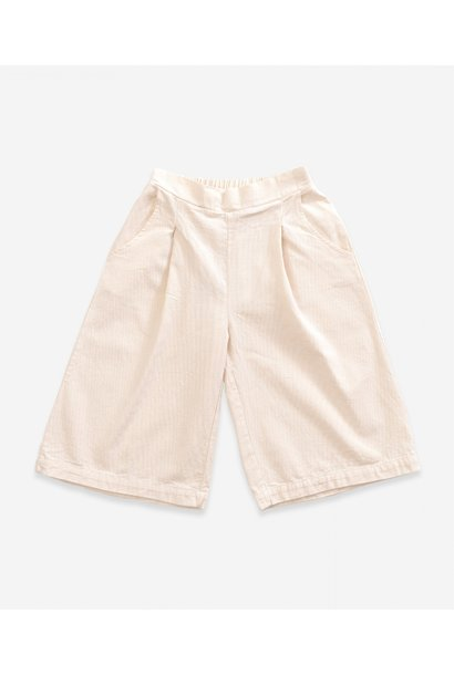 Play up culotte off white