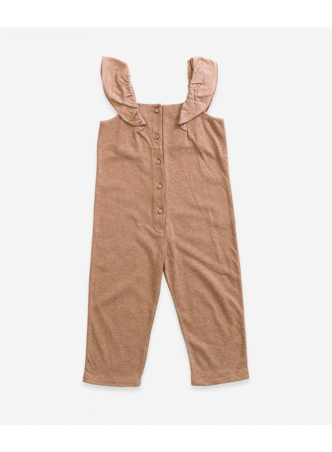 Play up jumpsuit roezel hemp