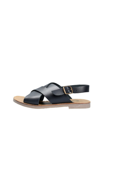 LMDI cadaques sandals black
